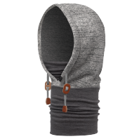 Шарф-капюшон BUFF POLAR THERMAL MELANGE GREY