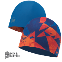 Шапка BUFF Reversible Hat Rush Multi - Blue Skydiver