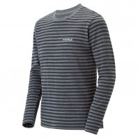Футболка Montbell Merino Wool Plus Striped LS