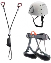 Комплект CAMP KIT FERRATA SPORT